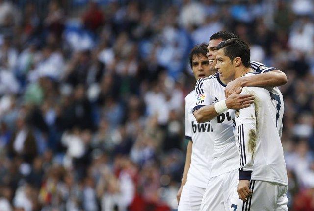 Cristiano Ronaldo lidera al Real Madrid ante el Valladolid