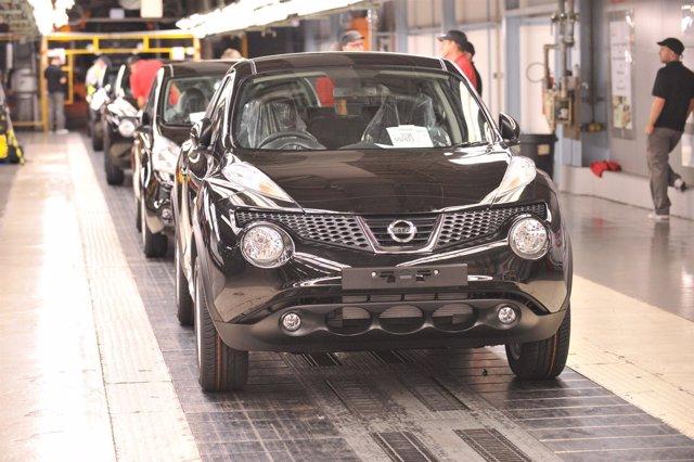 Nissan Juke En Fabrica