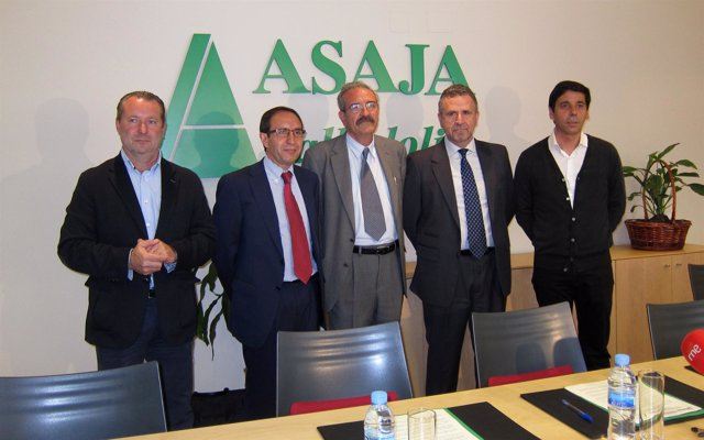 Asaja, Michelin y Euromaster firman un convenio