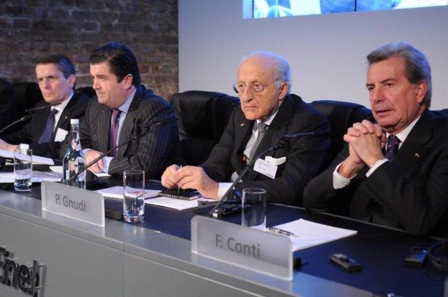 consejero delegado de Enel, Fulvio Conti