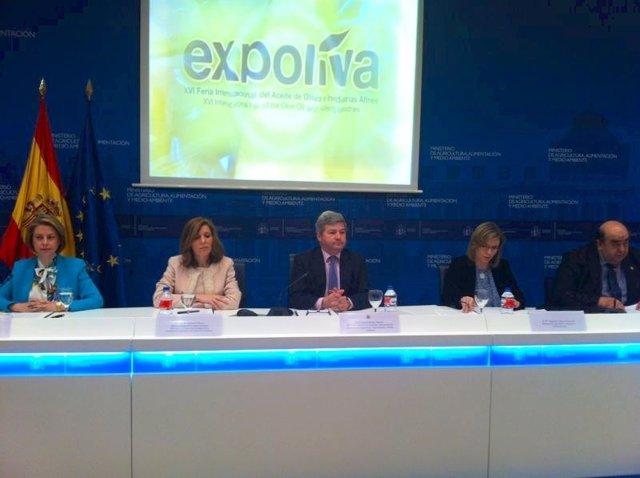 Madrid de Expoliva 2013