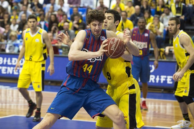 Ante Tomic CB Canarias - FC Barcelona Regal