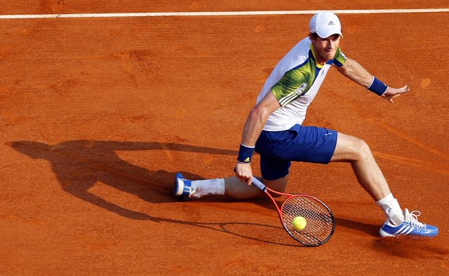 Andy Murray derrota a Mayer en su debut en Madrid