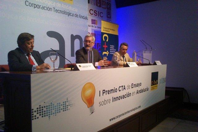 Antonio Ávila en I Premio de CTA