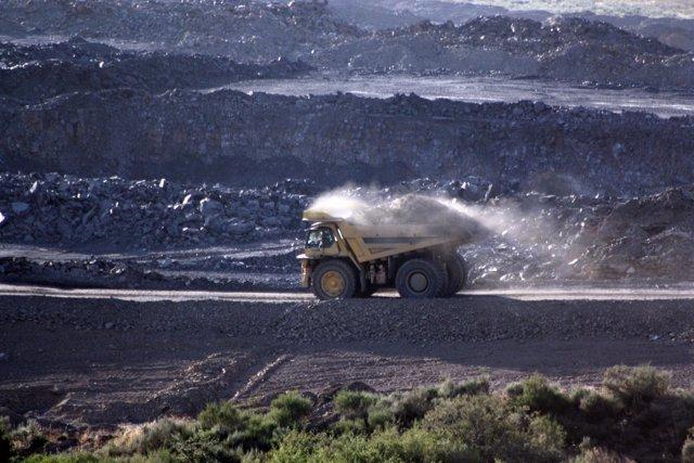 Explotación Minera Leonesa A Cielo Abierto