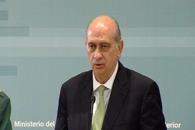 Fernández Díaz respeta las decisiones judiciales