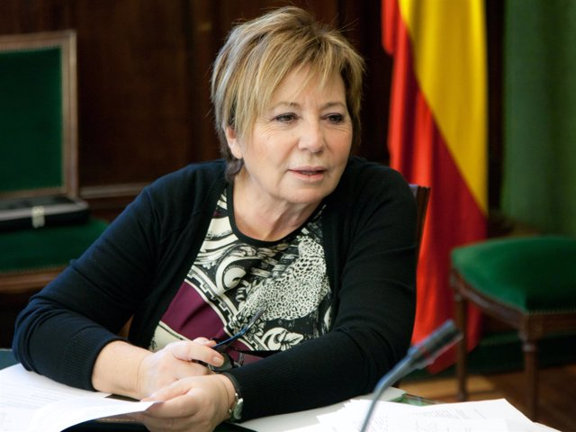 Celia Villalobos, Vicepresidenta Primera Del Congreso