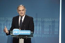 """González Pons dice que la UDEF """"no puede demostrar lo que no ha sucedido"""""""