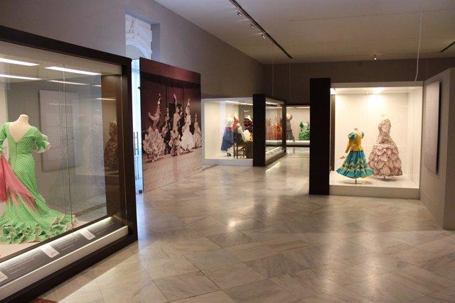 El Museo de Artes y Costumbres muestra la dimensión cultural del traje flamenco