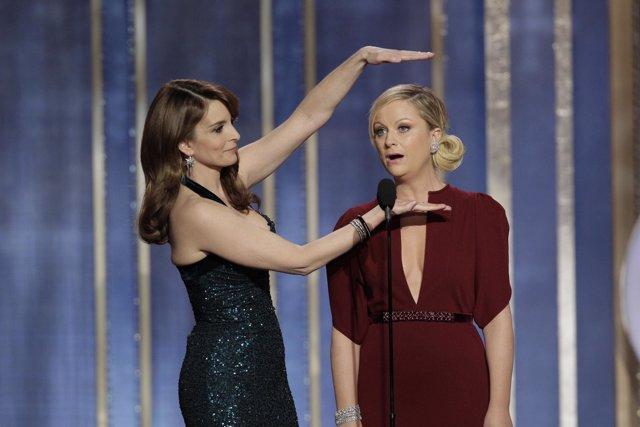 Tina Fey y Amy Poehler aparecerán en Anchorman 2
