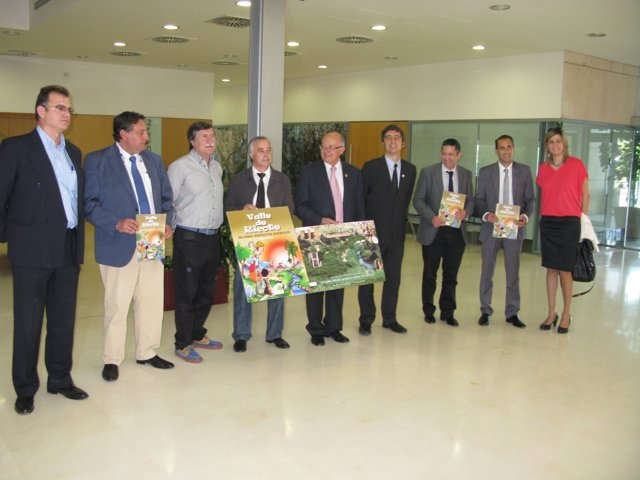 Presentación del producto turístico 'Valle de Ricote : último reducto morisco'