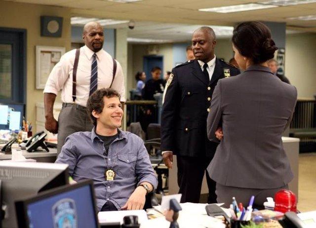 Andy Samberg en 'Brooklyn Nine-Nine'
