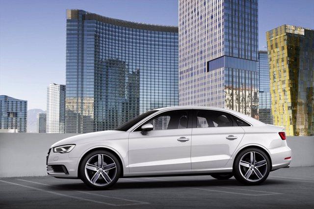 Audi presenta cinco novedades en el Salón de Barcelona, entre ellas el A3 Sedan