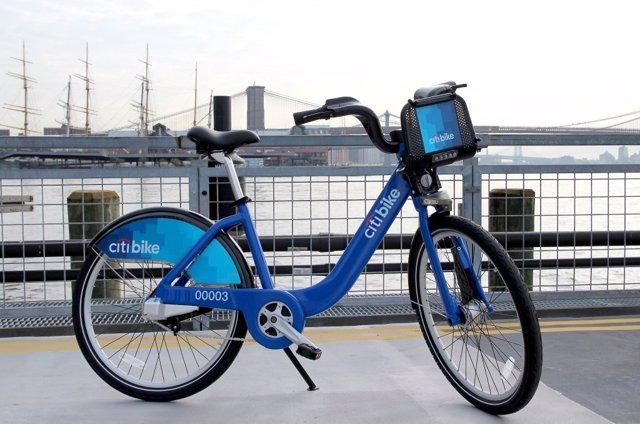 Alquiler bicicletas Nueva York Citi Bike