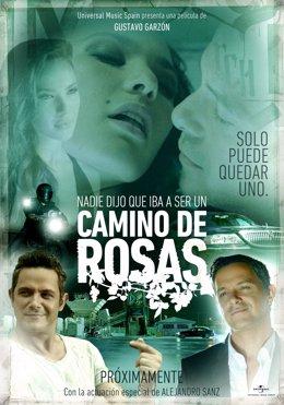 Alejandro Sanz. Camino de Rosas