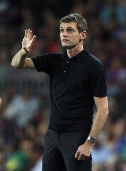 Tito Vilanova FC Barcelona