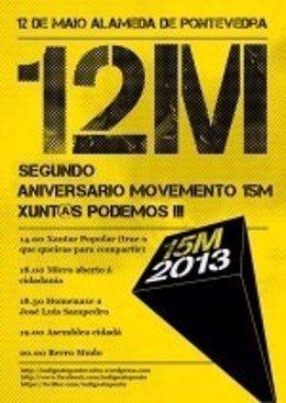 15M Pontevedra