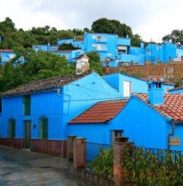 Pueblo Pitufo De Júzcar
