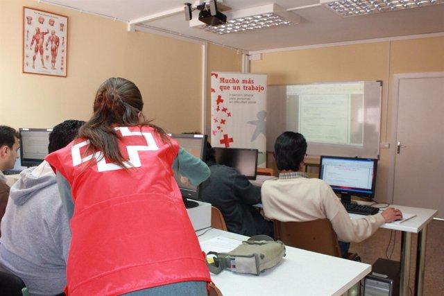 Cruz Roja Baleares-programa de empleo