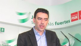 """Jiménez (PSOE-A): """"Una Europa que se preocupa más por salvar a bancos que a ciudadanos está desalmada y sin rumbo"""""""
