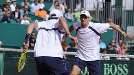 Los hermanos Bryan reinan por quinta vez en el Open de Tenis Madrid