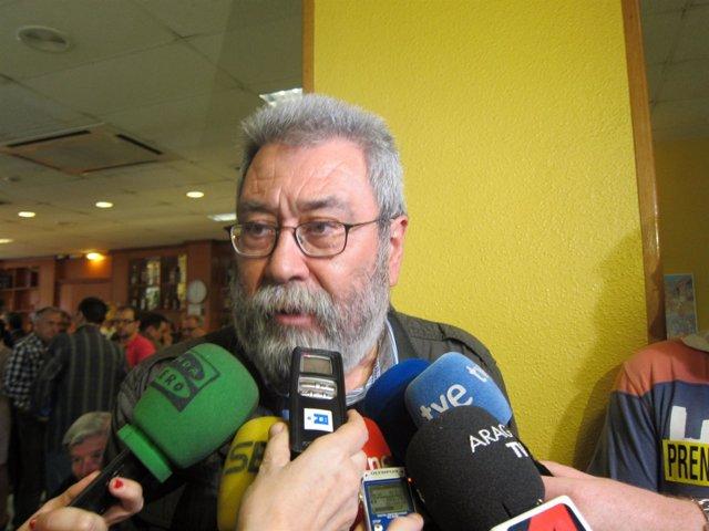 El secretario general de UGT, Cándido Méndez.
