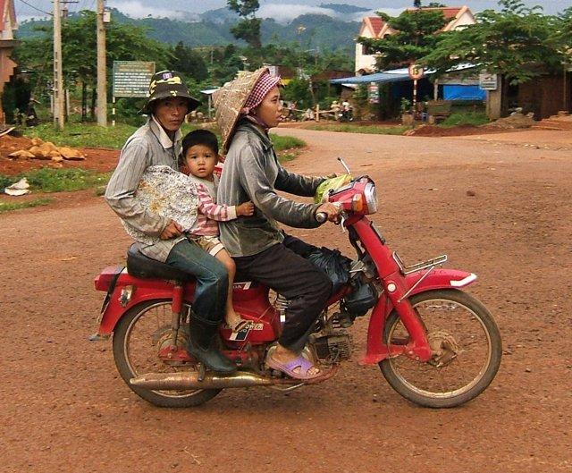 Familia de Vietnam