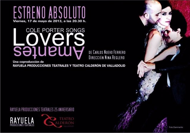 Cartel de 'Lovers', último montaje de Rayuela