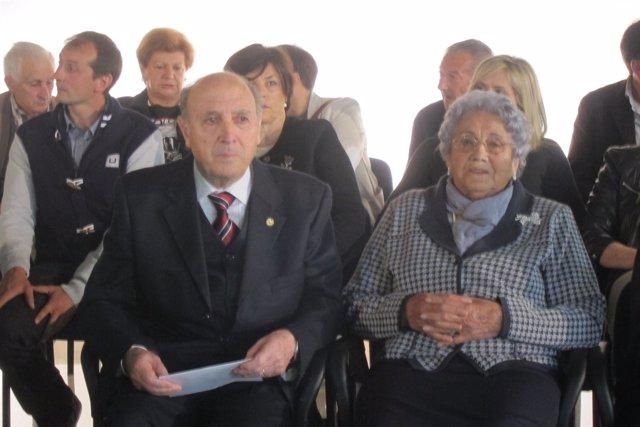 José Antonio Rodríguez y Ángeles Bernardo