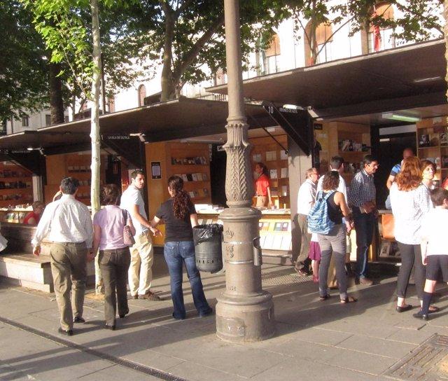 Feria del Libro de Sevilla