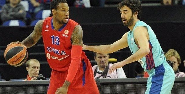 El Barça cae ante el CSKA en el tercer y cuarto puesto de la Euroliga