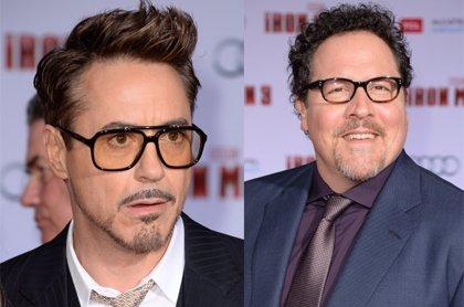 Robert Downey Jr. y Jon Favreau se unen nuevamente en una comedia