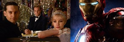 Iron Man le gana el pulso a El Gran Gatsby