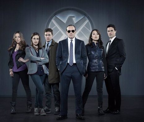 'Marvel's Agents Of  S.H.I.E.L.D'