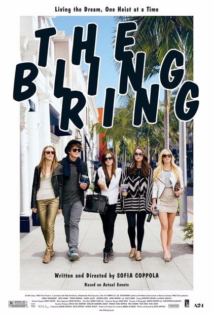 Inesperada y sorprendente BSO de 'The Bling Ring'