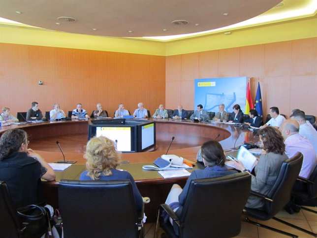 Delegaciones de Serbia y de Bosnia Herzegovina visitan la CH del Tajo