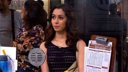 ¡Alucinante!: Sabemos quién es la mujer de Ted antes que él