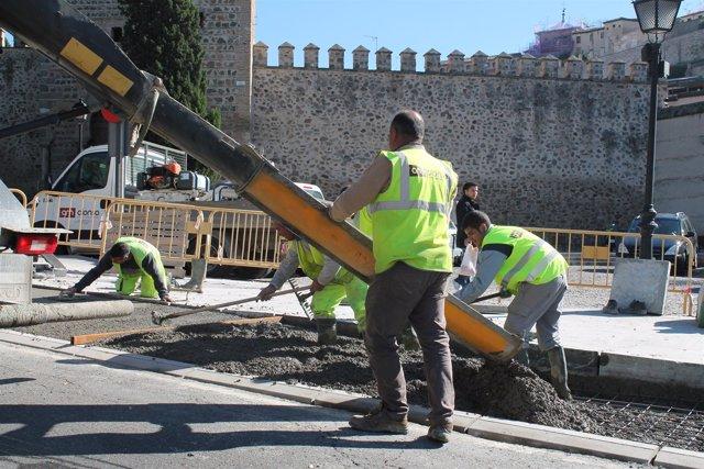 Crisis, paro, trabajo, trabajadores, construcciones, construcción