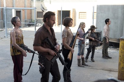 'The Walking Dead' tendrá su película