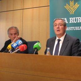 Responsables de Caja Rural de Asturias