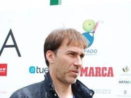 """Martín Vázquez: """"Para el Real Madrid es peor jugar en casa"""""""
