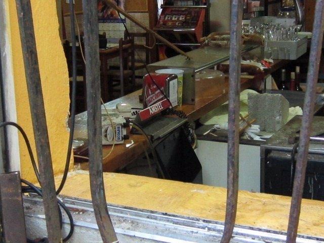 Robo en un bar de Suances (Cantabria)