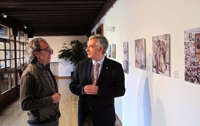 Presentación 'Una Mirada sobre Valladolid' de Jesús Anta