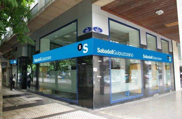 Nueva Oficina Del Sabadellguipuzcoano