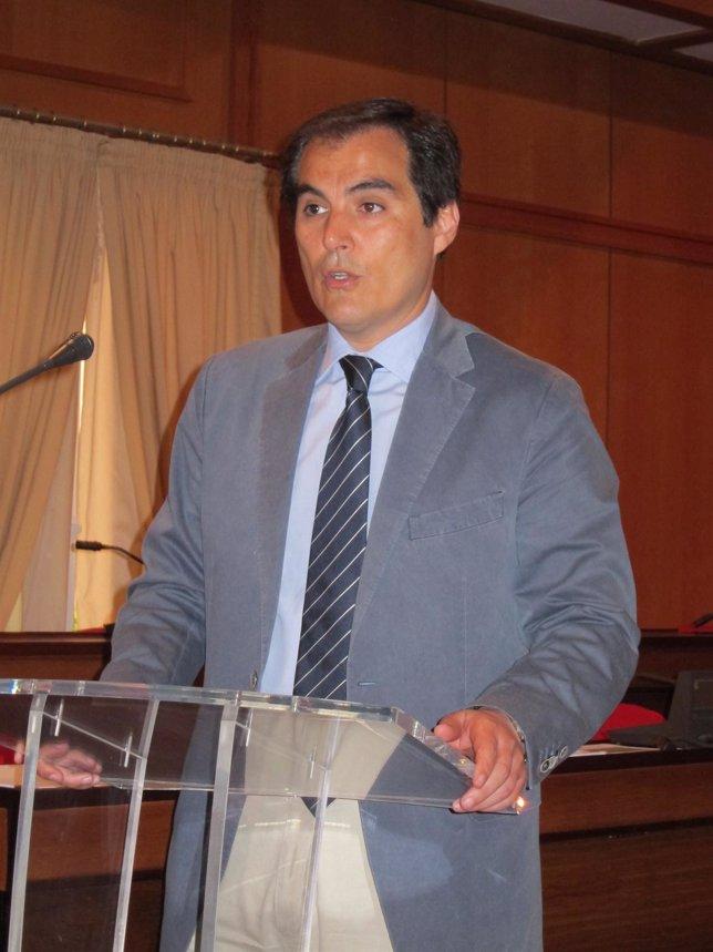 El alcalde de Córdoba, José Antonio Nieto