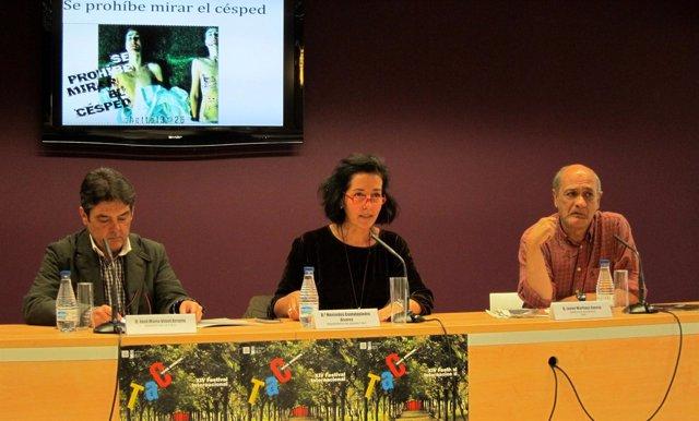 Presentación Festival Internacional de Teatro y Artes de Calle