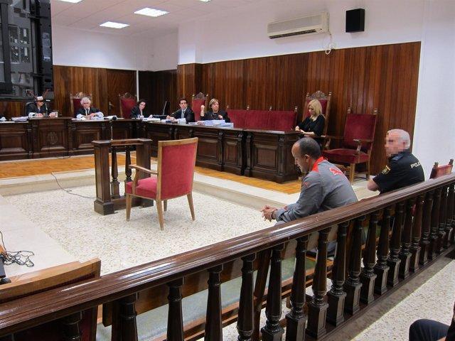 J.T., el acusado por la desaparición de Juan Antonio Sánchez