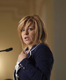 Elena Valenciano en imagen de archivo