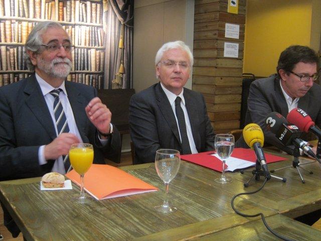 Presentación del balance 2002-2012 de las traducciones de literatura catalana