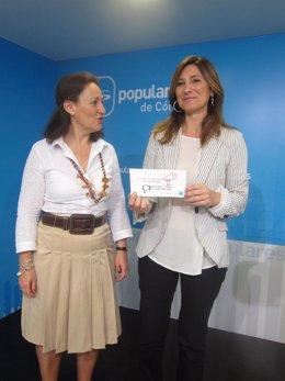 Laura Ruiz y Alicia Martínez